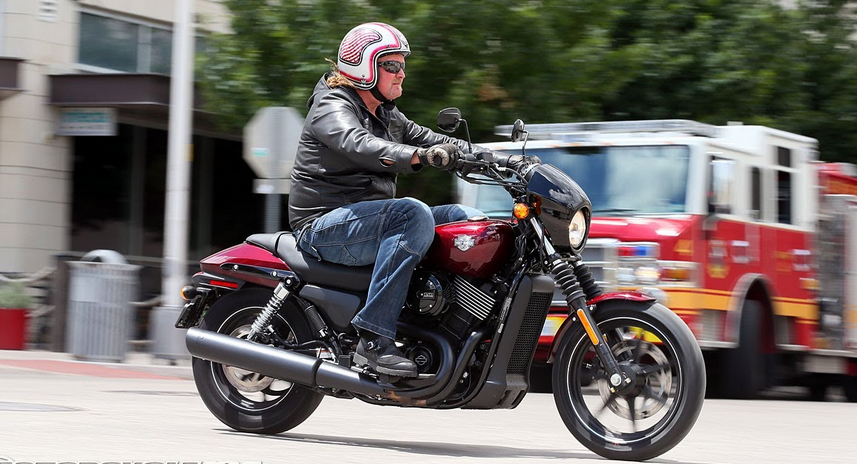 Best Harley Davidson Motorcycle Seats For Tall Rider